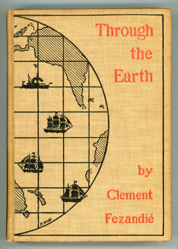 IMAGINARY PLACES: THE EARTH'S INTERIOR 1721-1947