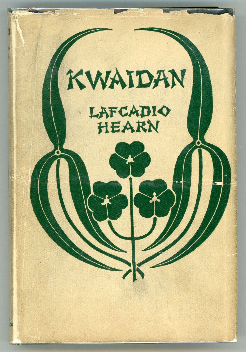 MASTERS OF FANTASY AND HORROR: LAFCADIO HEARN
