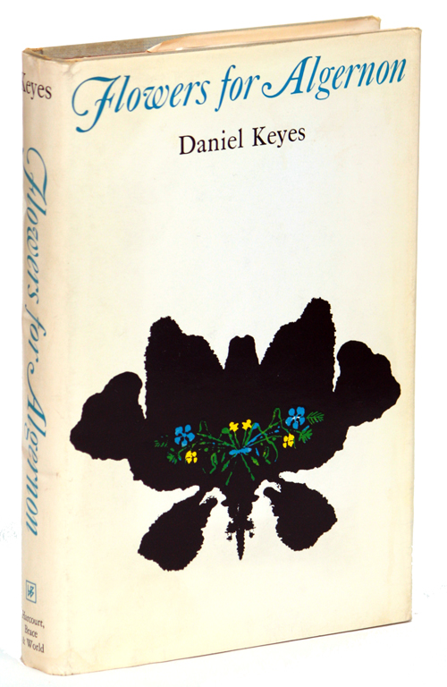 an analysis of the book flowers for algernon by daniel keyes Flowers for algernon is an award winning science-fiction novel written by daniel keyes in 1966 and is a form of social criticism.