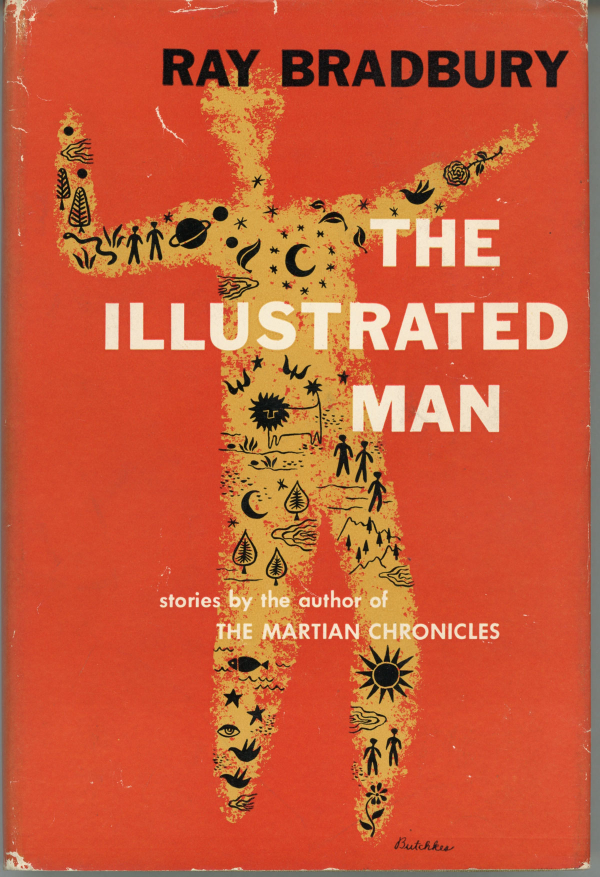 THE ILLUSTRATED MAN | Ray Bradbury | First edition