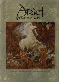 ARIEL: THE BOOK OF FANTASY. October 1978 ., Thomas Durwood, number 4.