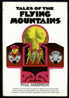 TALES OF THE FLYING MOUNTAINS. Poul Anderson.
