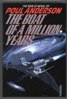 THE BOAT OF A MILLION YEARS. Poul Anderson.