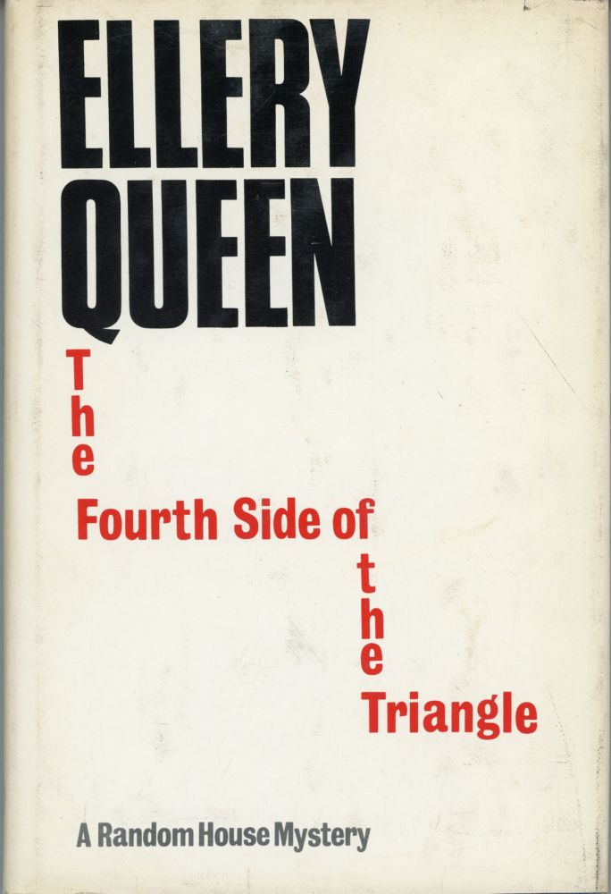 """THE FOURTH SIDE OF THE TRIANGLE. Avram Davidson, """"Ellery Queen."""""""