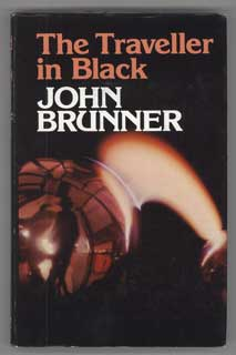 TRAVELLER IN BLACK. John Brunner.