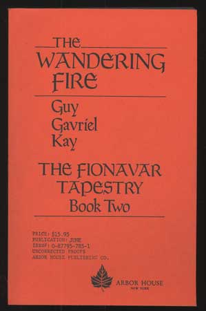 THE WANDERING FIRE.