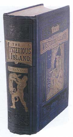 THE MYSTERIOUS ISLAND. THE MODERN ROBINSON CRUSOE ... Translated from the French by W. H. G. Kingston. COMPLETE IN THREE PARTS. I. DROPPED FROM THE CLOUDS. II. ABANDONED. III. THE SECRET OF THE ISLAND. Jules Verne.