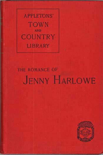 THE ROMANCE OF JENNY HARLOWE AND SKETCHES OF MARITIME LIFE. Russell, Clark.