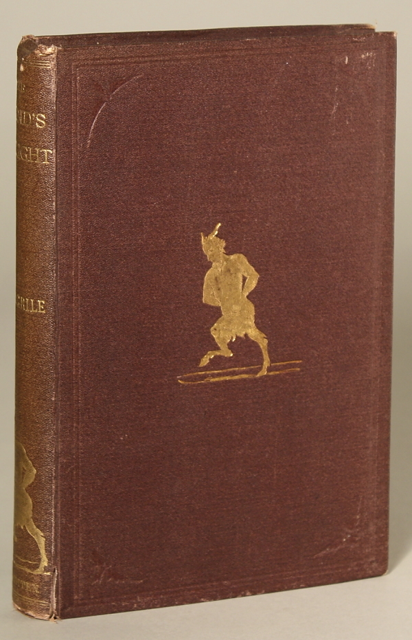 THE FIEND'S DELIGHT by Dod Grile [pseudonym]. Ambrose Bierce.