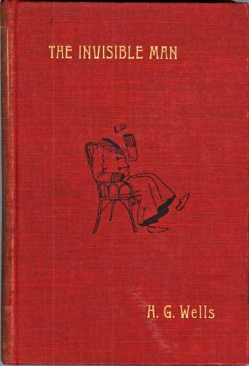a literary analysis of the invisible man by hg wells The conception of science in wells's the the achievement of the invisible man is wells's treatment of science science--analysis culture--analysis wells.