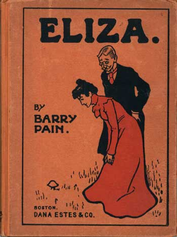 ELIZA. Barry Pain, Eric Odell.