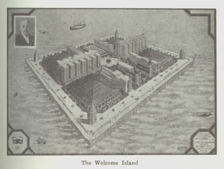 THE WELCOME ISLAND STORY AND LAWS. Wilhelm Griesser.