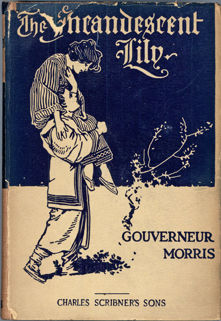 THE INCANDESCENT LILY AND OTHER STORIES. Gouverneur Morris.