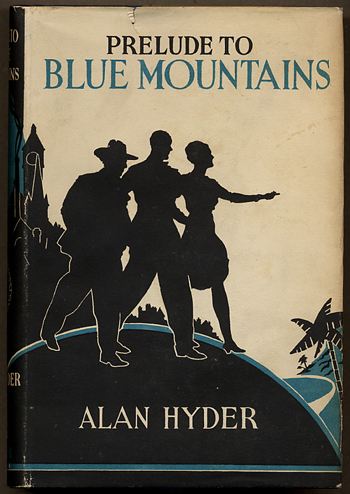PRELUDE TO BLUE MOUNTAINS. Alan Hyder.