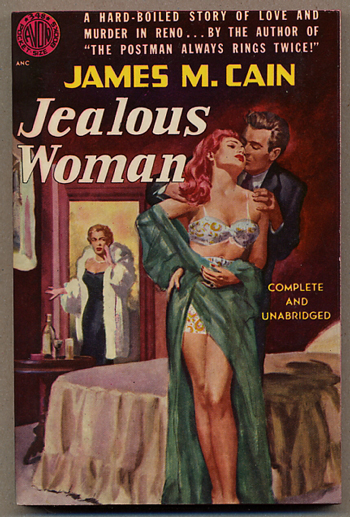 JEALOUS WOMEN. James M. Cain.