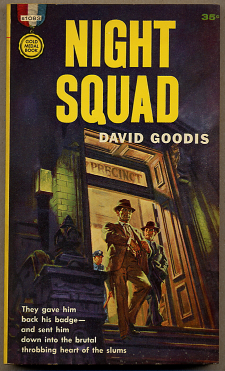NIGHT SQUAD. David Goodis.