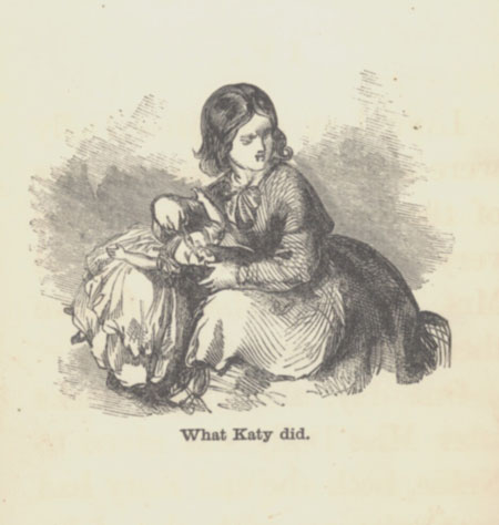 """DOLLY AND I: A STORY OF LITTLE FOLKS. William Taylor Adams, """"Oliver Optic."""""""