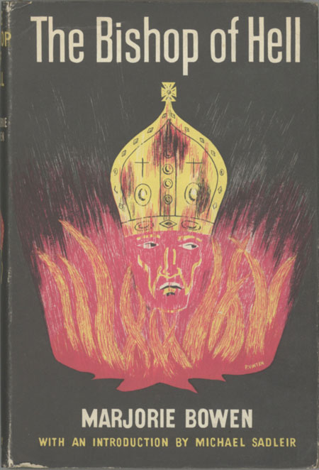 THE BISHOP OF HELL AND OTHER STORIES. Marjorie Bowen, Gabrielle Margaret Vere Campbell Long.