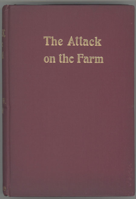 THE ATTACK ON THE FARM AND OTHER STORIES. Andrew W. Arnold.