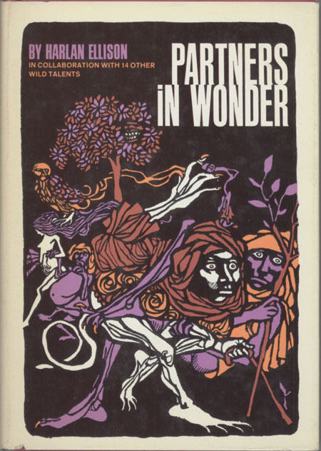 PARTNERS IN WONDER. Harlan Ellison.