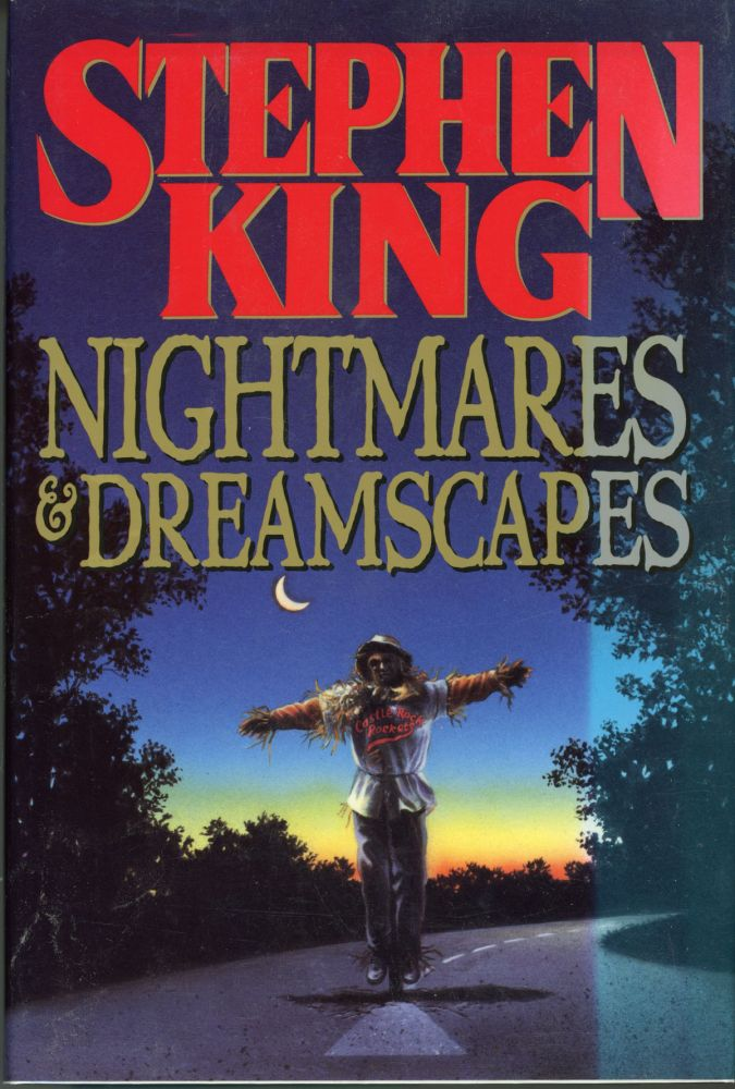 Nightmares Dreamscapes Stephen King First Edition