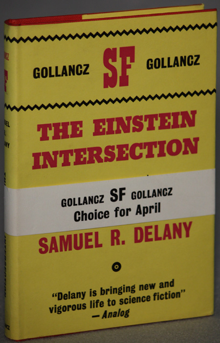 THE EINSTEIN INTERSECTION. Samuel R. Delany.