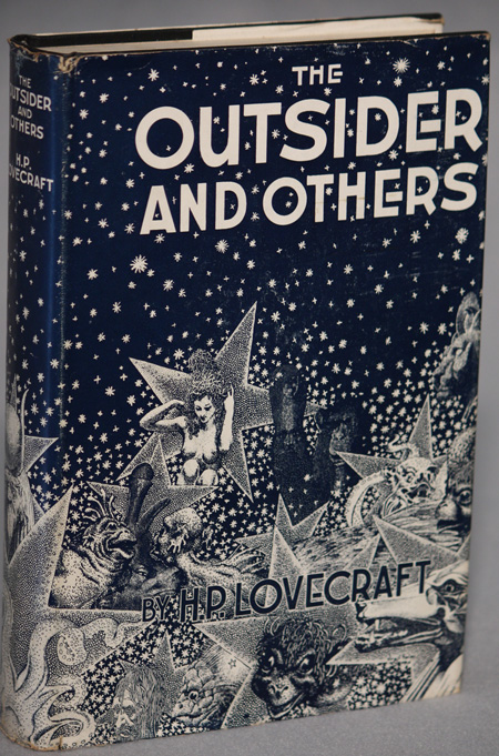 THE OUTSIDER AND OTHERS ... Collected by August Derleth and Donald Wandrei. Lovecraft.