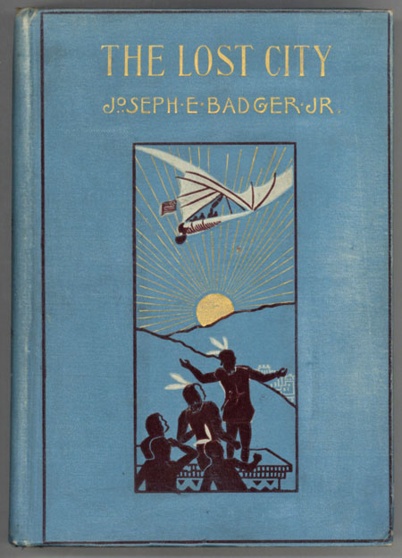 THE LOST CITY. Joseph Badger, Jr.