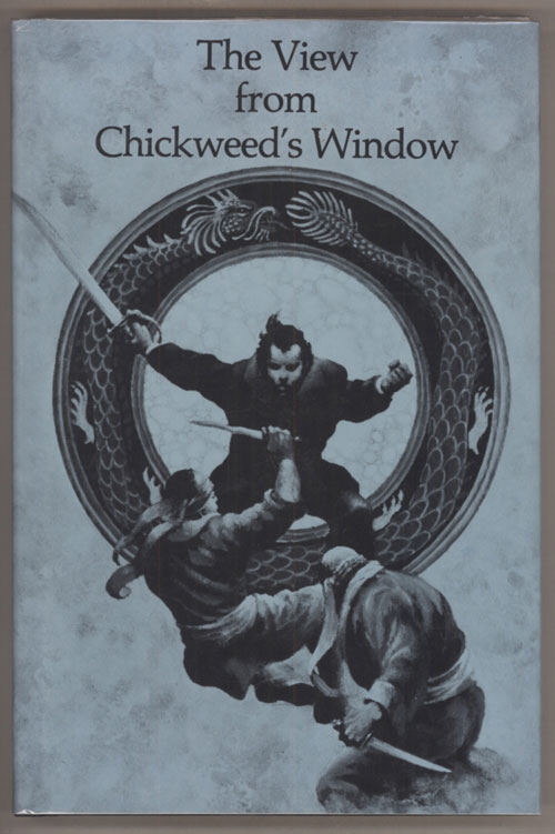 """THE VIEW FROM CHICKWEED'S WINDOW: A NOVEL OF SUSPENSE. John Holbrook Vance, """"Jack Vance."""""""