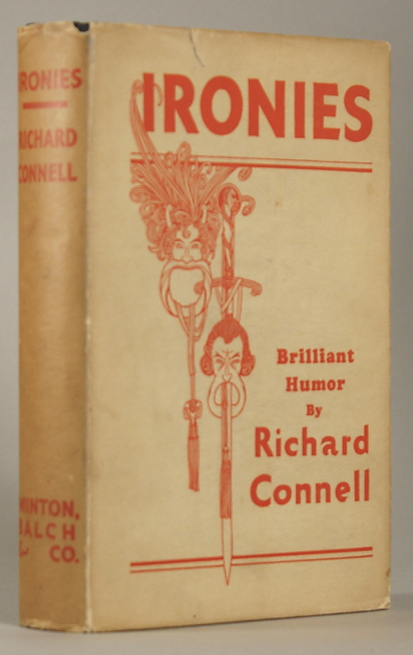 IRONIES. Richard Connell.