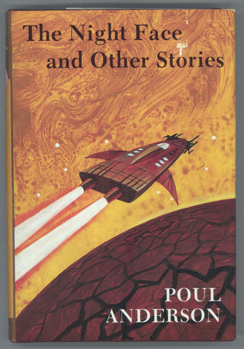 THE NIGHT FACE AND OTHER STORIES. Poul Anderson.