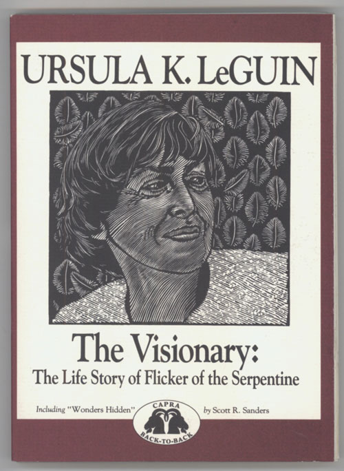 the wife s story by ursula k le guins I found it as the short story semley's necklace in a sci-fi anthology,  rocannon's world was ursula k le guin's first published novel, by ace publishing in 1966.