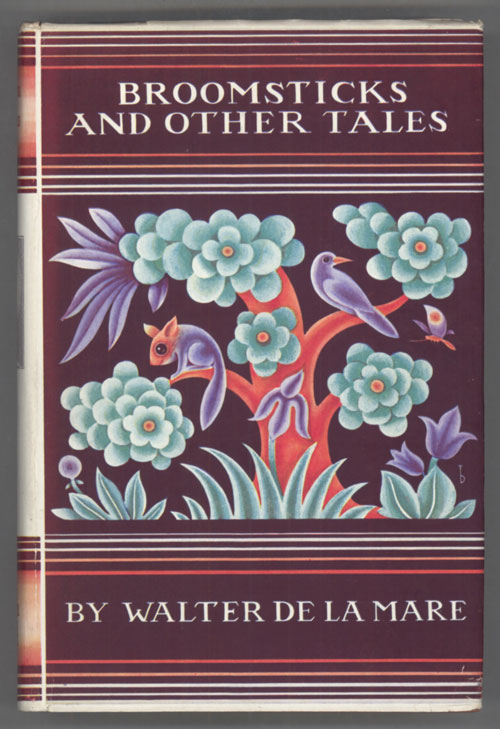 Broomsticks Amp Other Tales Walter De La Mare First Edition