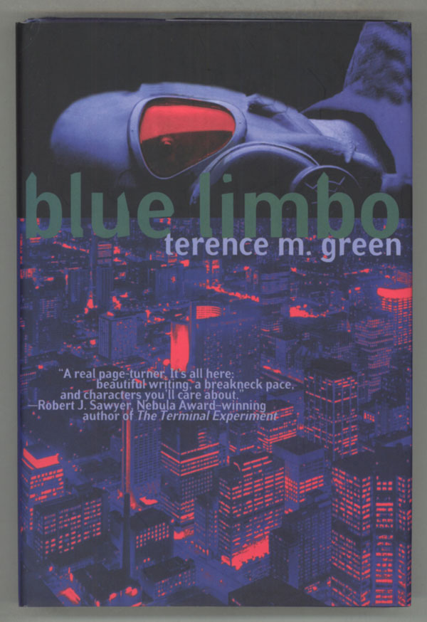 BLUE LIMBO. Terence M. Green.