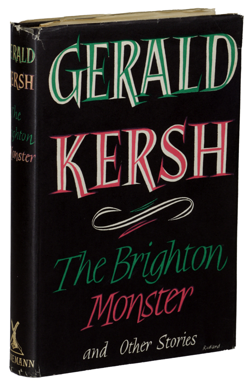 THE BRIGHTON MONSTER AND OTHERS. Gerald Kersh.