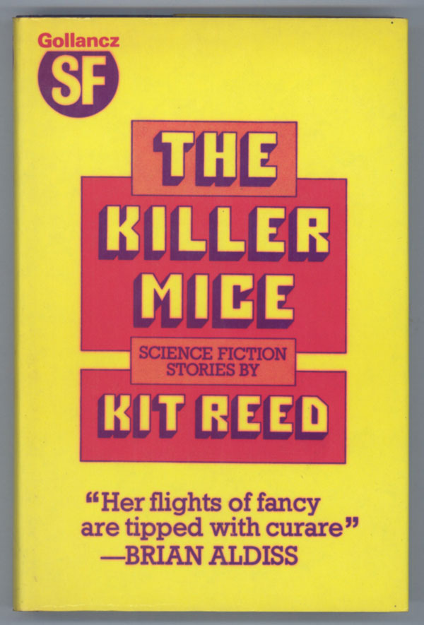 THE KILLER MICE. Kit Reed, Lillian Craig Reed.