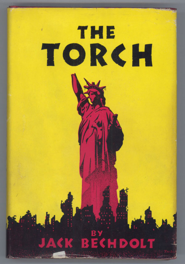 THE TORCH. Jack Bechdolt.