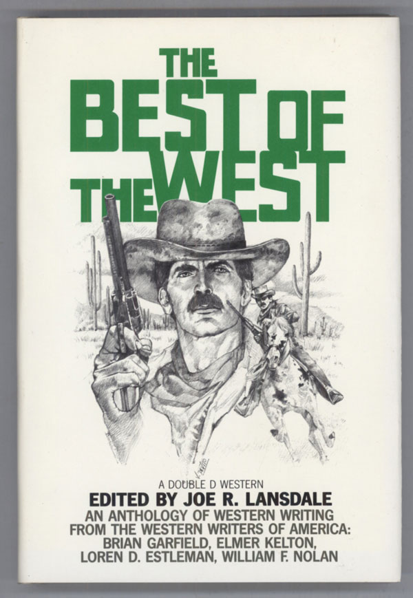 THE BEST OF THE WEST. Joe R. Lansdale.