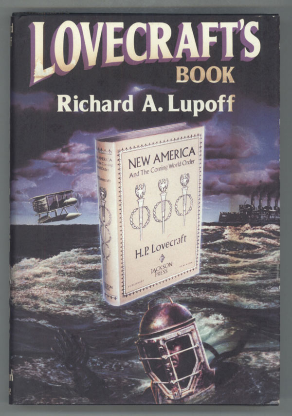 LOVECRAFT'S BOOK. Richard A. Lupoff.