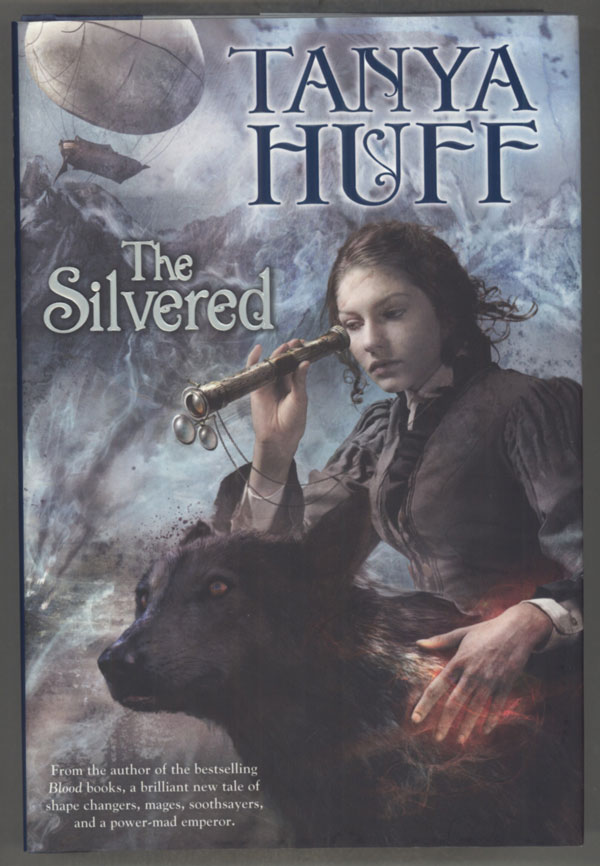 THE SILVERED. Tanya Huff.