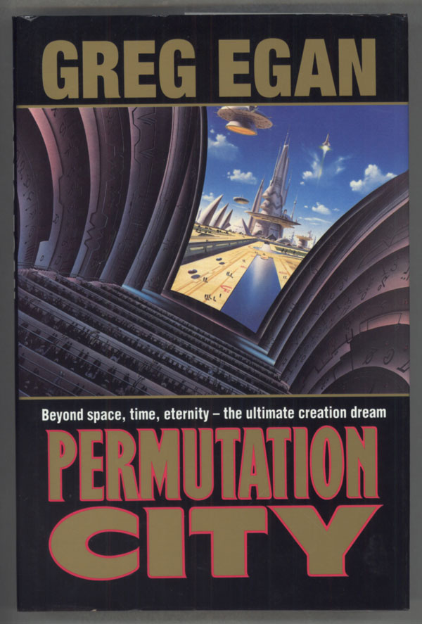 PERMUTATION CITY. Greg Egan.