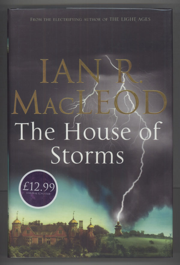 The House Of Storms Ian R Macleod First Edition