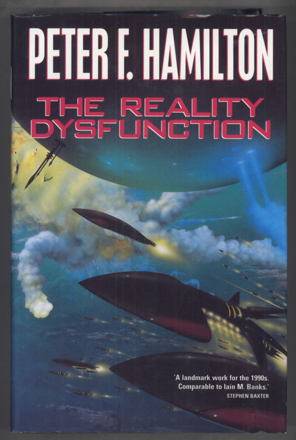 THE REALITY DYSFUNCTION. Peter F. Hamilton.