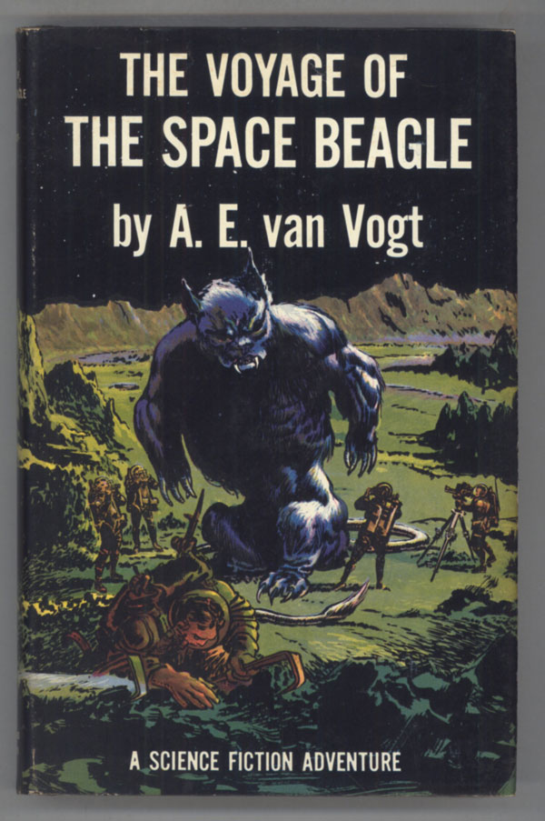 THE VOYAGE OF THE SPACE BEAGLE. Van Vogt.