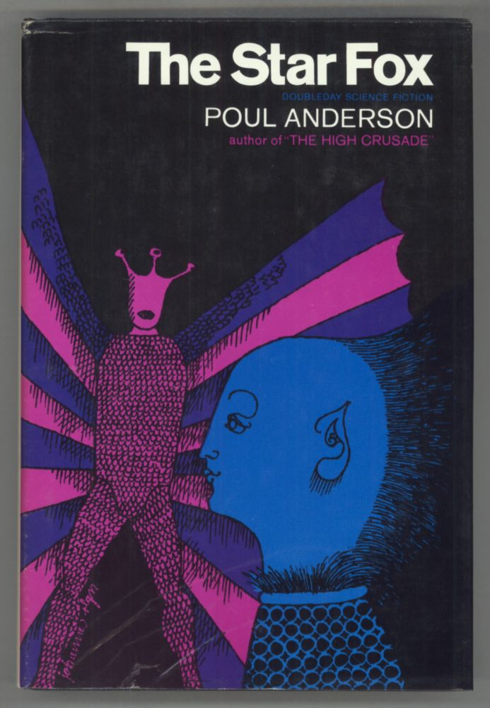 THE STAR FOX. Poul Anderson.
