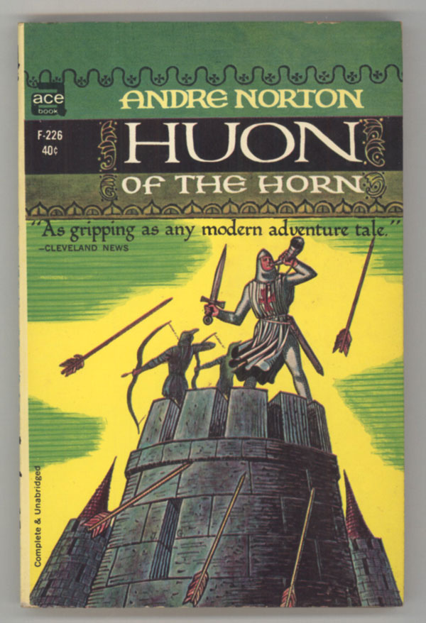 HUON OF THE HORN. Andre Norton.