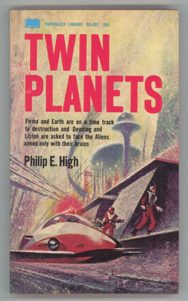 TWIN PLANETS. Philip High.