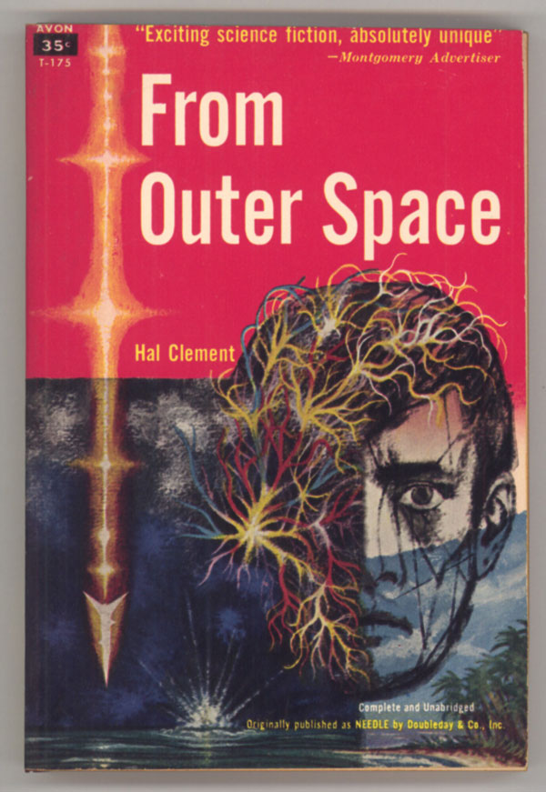 FROM OUTER SPACE. Hal Clement, Harry Clement Stubbs.