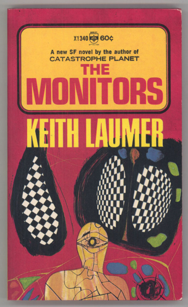THE MONITORS. Keith Laumer.