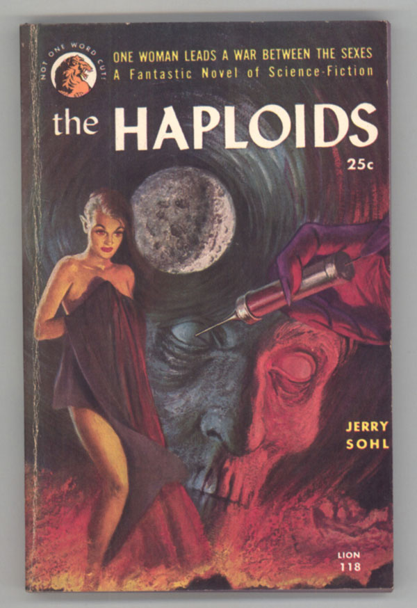 THE HAPLOIDS. Jerry Sohl.